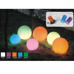 Landscape Ball Light